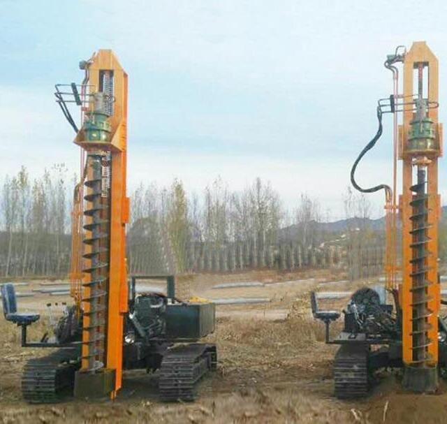 钻井机械已成为快速的打井设备之一