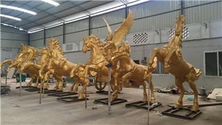 重庆雕塑厂家建造各种卡通雕塑的外观施工计较