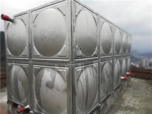 304不锈钢工业水箱