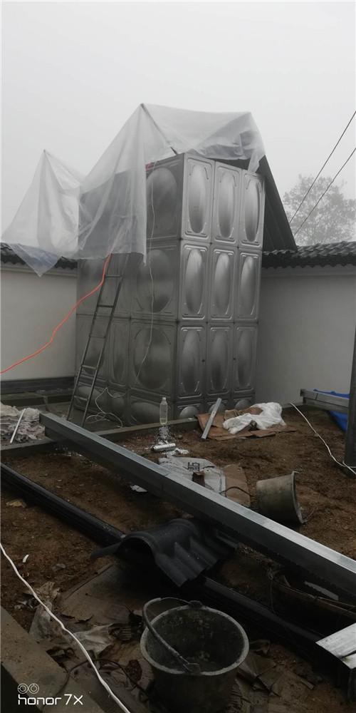 不锈钢保温水箱安装厂家