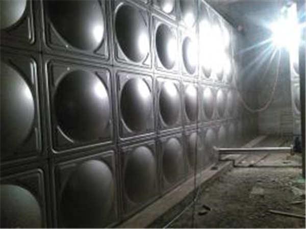 重慶不鏽鋼生活水箱組