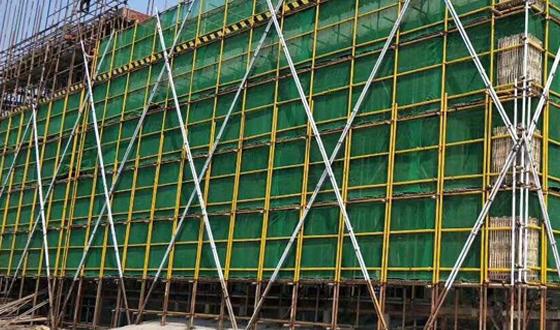 重庆钢架管搭建