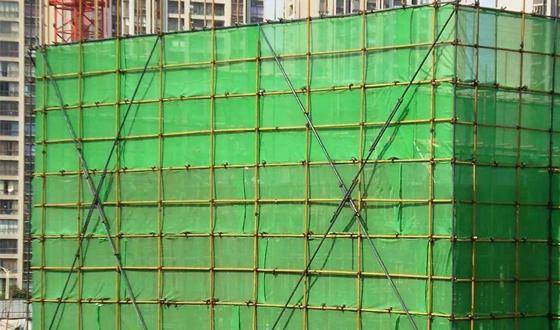 钢管架搭建施工