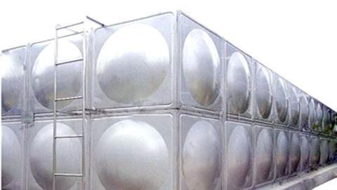 保温水箱为什么能慢慢替代玻璃钢水箱