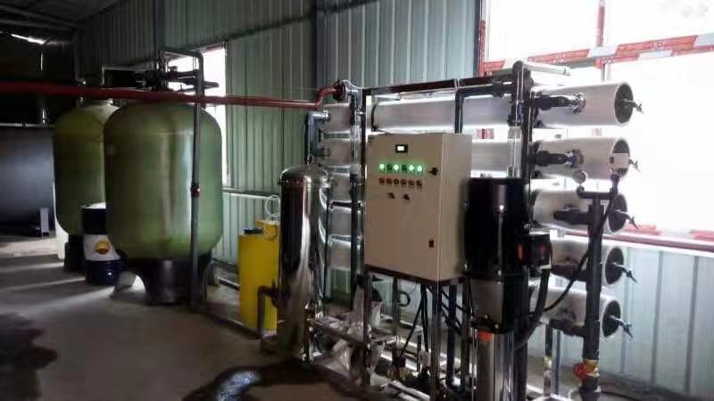 反滲透膜水處理設備