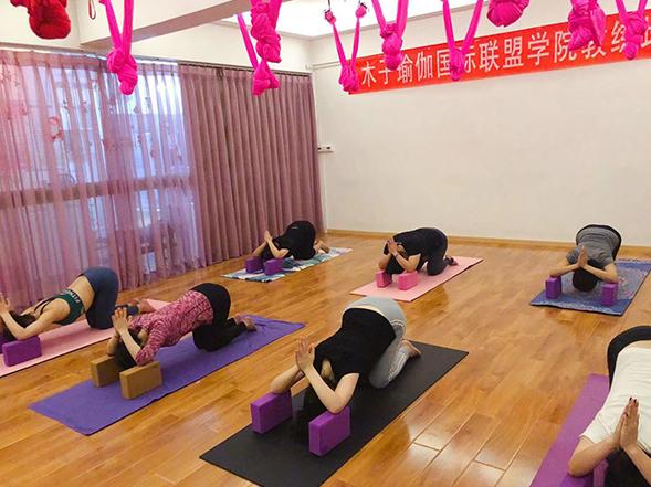 肩颈理疗瑜伽培训课程