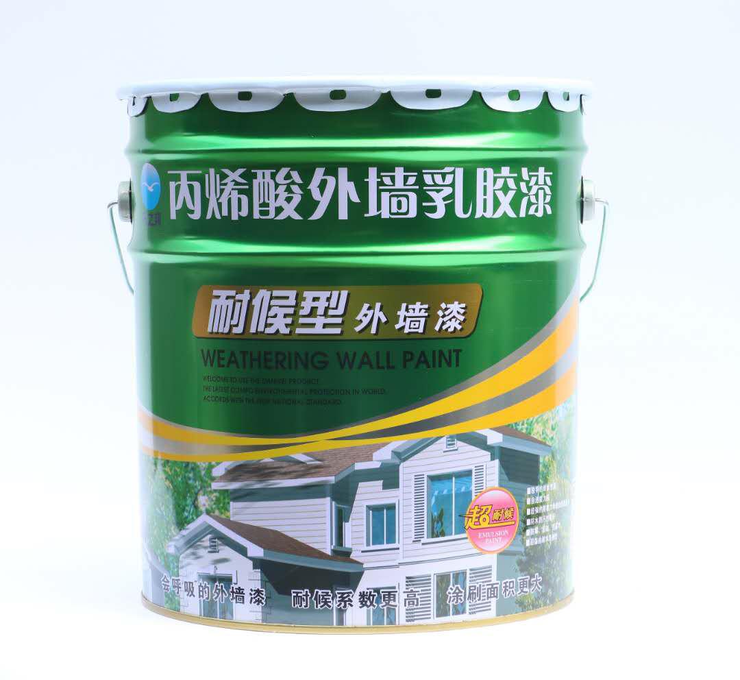 丙烯酸外墙乳胶漆