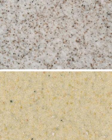 真石漆为什么会掉砂