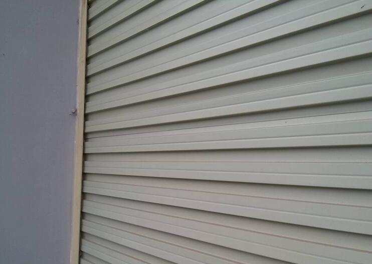 防盗卷帘门安装有着怎样的方法