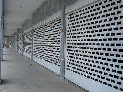 生活中的重庆不锈钢卷帘门可能遇到的问题