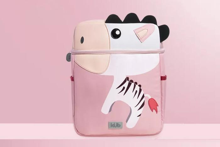 儿童书包粉色