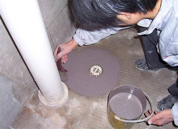 重庆卫生间防水补漏