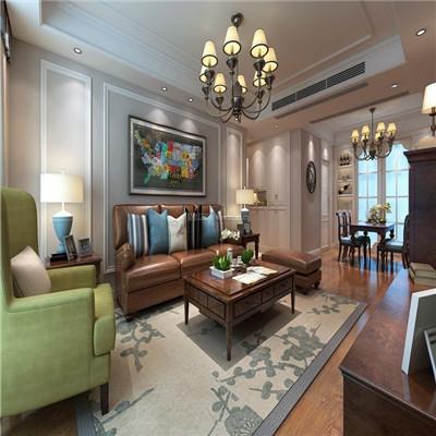別墅法式風格裝修設計