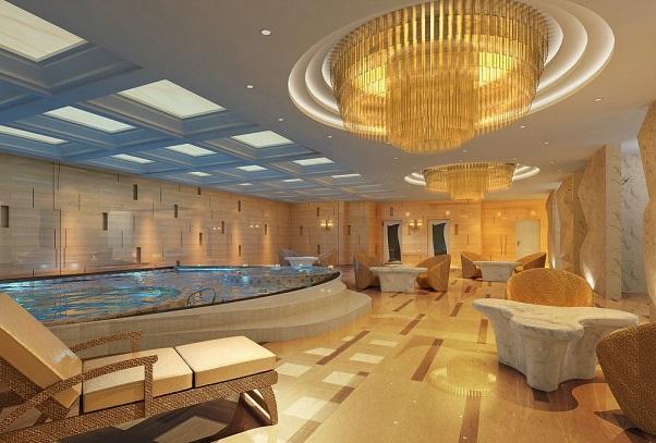 會所裝飾設計-足浴會所