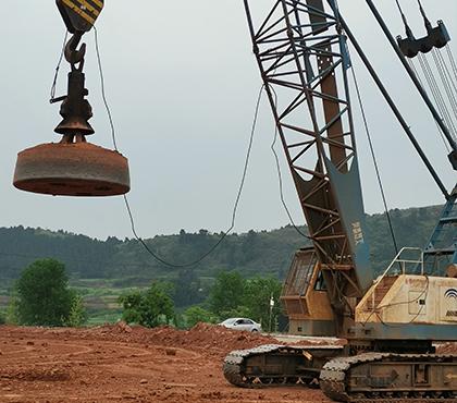 强夯地基处理对强夯质量控制的要点