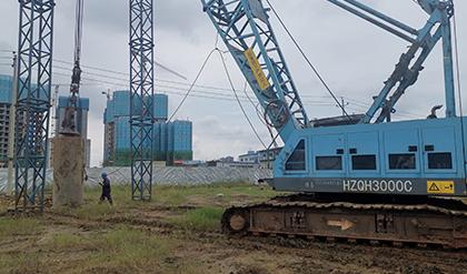 强夯项目工程建设的地基处理知识介绍
