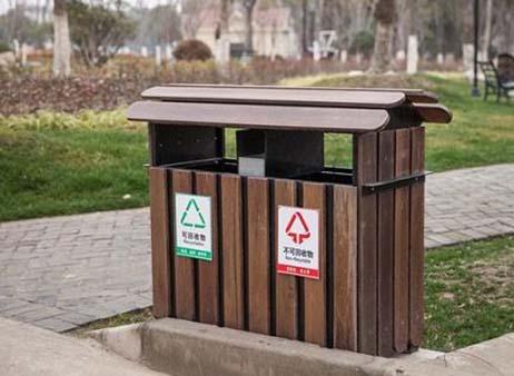告诉你分类垃圾桶逐渐扩展生活废物强制分类的施行规模