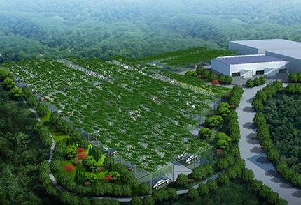 生态农业示范园要如何进行设计