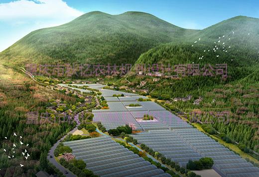 贵州德江县食用菌产业园总体规划