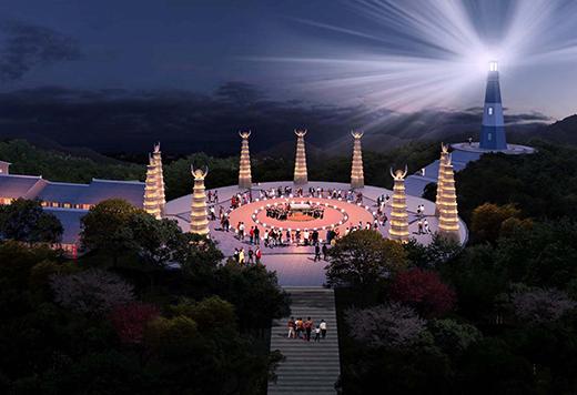 贵州剑河雷阿哥生态风情园项目