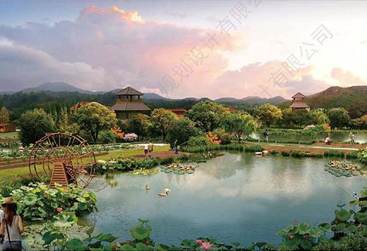 重庆现代农业园规划隔景与障景的区别有哪些?