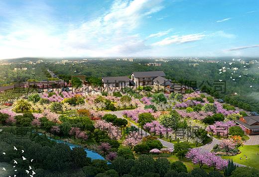 重庆垂渔生态园改扩建项目方案设计