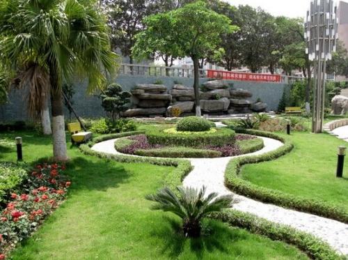 园林绿化工程有着哪些内容