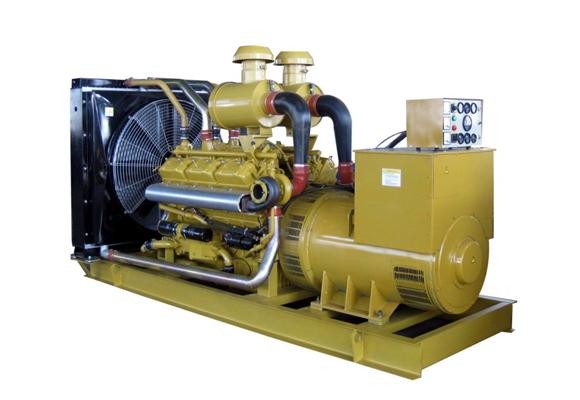 上柴发电机机组维护方法