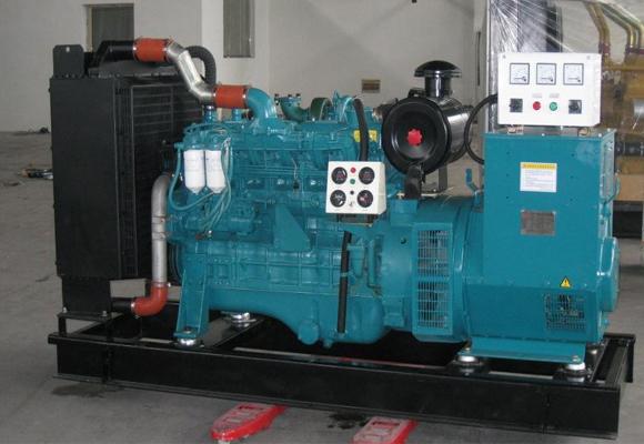 发电机机组维护