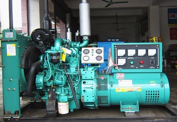 玉柴发电机机组维护