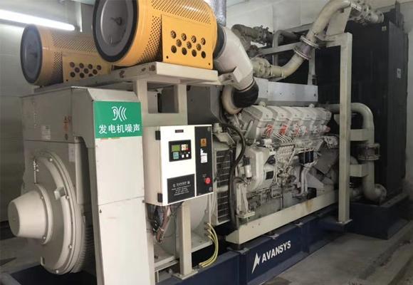 进口柴油发电机检修