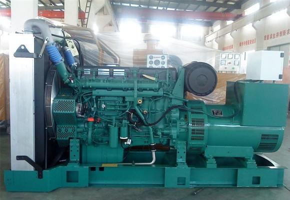 进口发电机机组维修