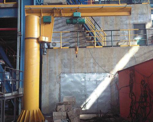 柱式悬臂起重机