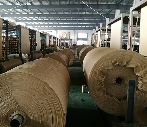 布料生产工厂