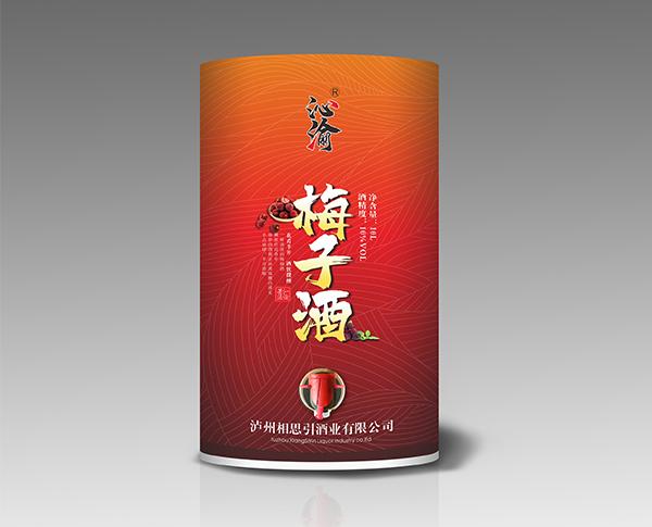 梅子酒(纸桶装)