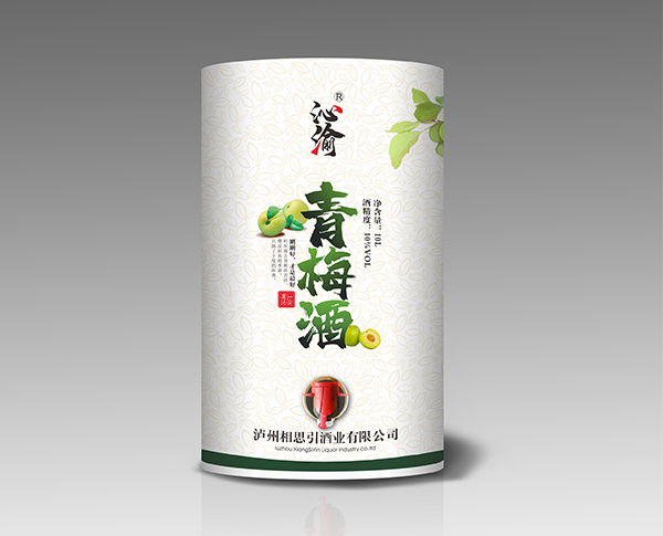青梅酒(纸桶装)