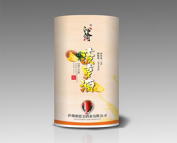 重庆菠萝酒批发