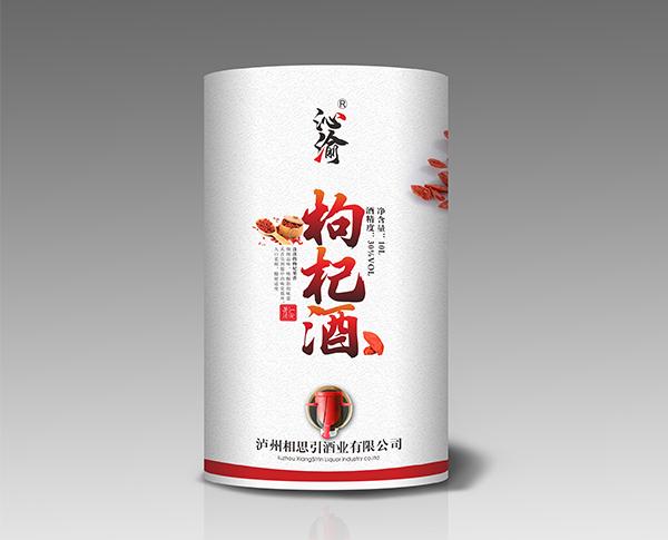 枸杞酒(纸桶装)
