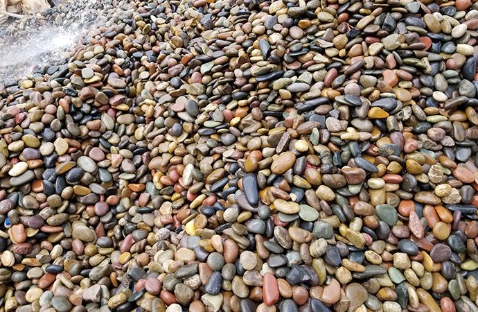 园林景观鹅卵石