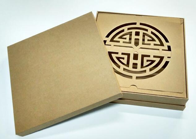 牛皮纸包装盒印刷