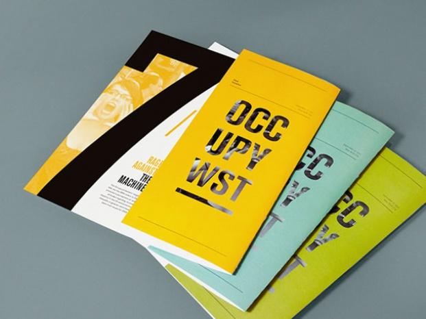 铜版纸宣传册印刷
