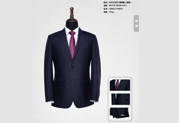 重庆西服职业装订做关于西服的五个禁忌你知道么?