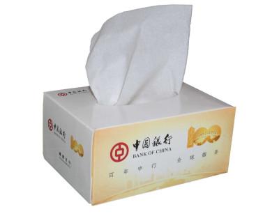 广告盒抽餐巾纸