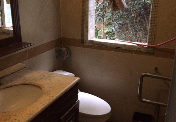 重庆长寿养老院环境