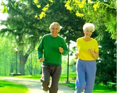 四类适合老年人的运动项目
