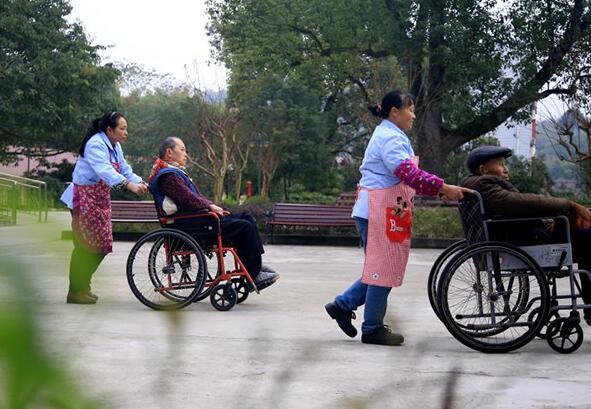 老年公寓老人多做哪些动作有利于养生保健