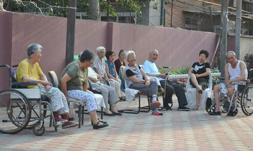 老年人长期清晨散步的好处