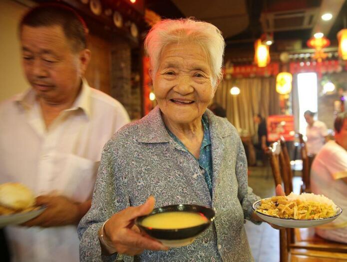 老年人晚餐有没有什么讲究