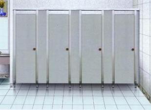 卫生间隔断按材质不同进行的分类