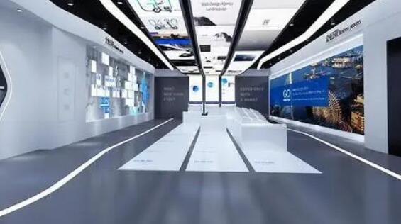 关于把展厅设计的更有成效的方法